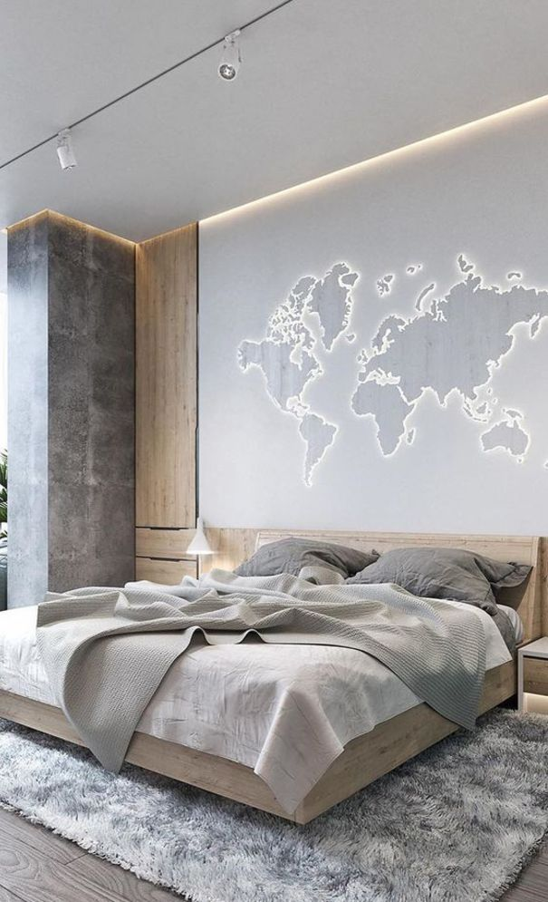59 New Trend Modern Bedroom Design Ideas For 2020 Page 28 Of 59