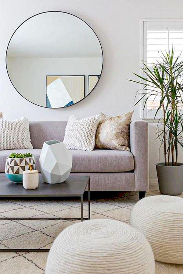 51 Unique And Lovely Wall Mirror Designs For Living Room Page 33 Of 51 Cool Women Blog