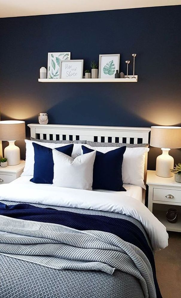 New Trend and Modern Bedroom Design Ideas for 2020 - Page ... on New Model Bedroom Design  id=52017