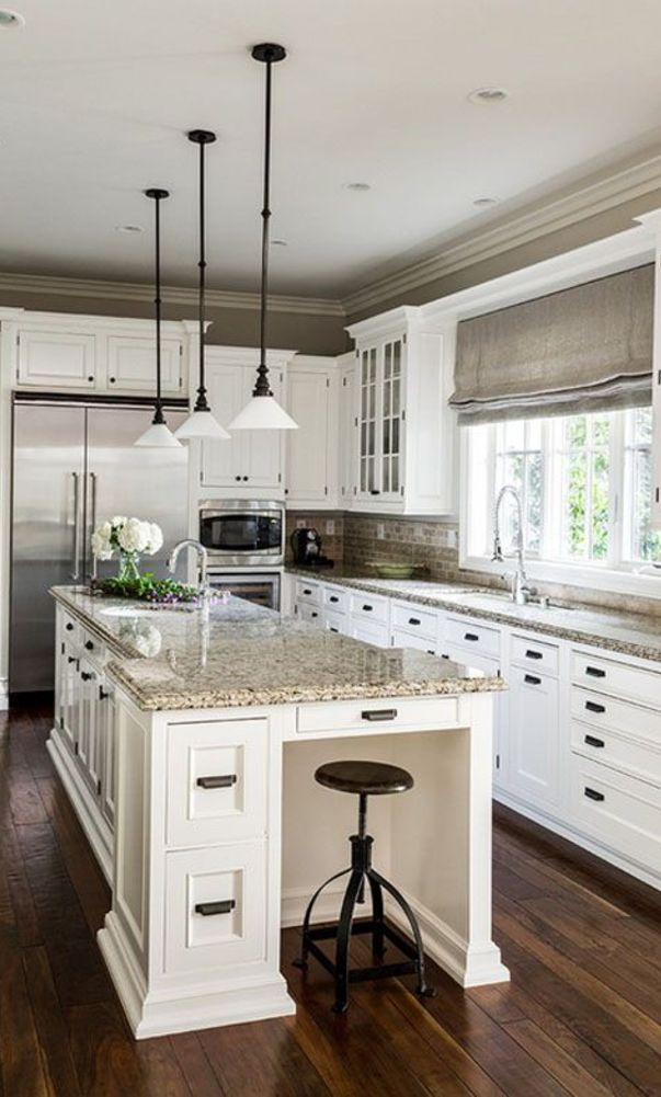 61+ New Trend Colorful Kitchen Decorating Ideas for 2020 ...